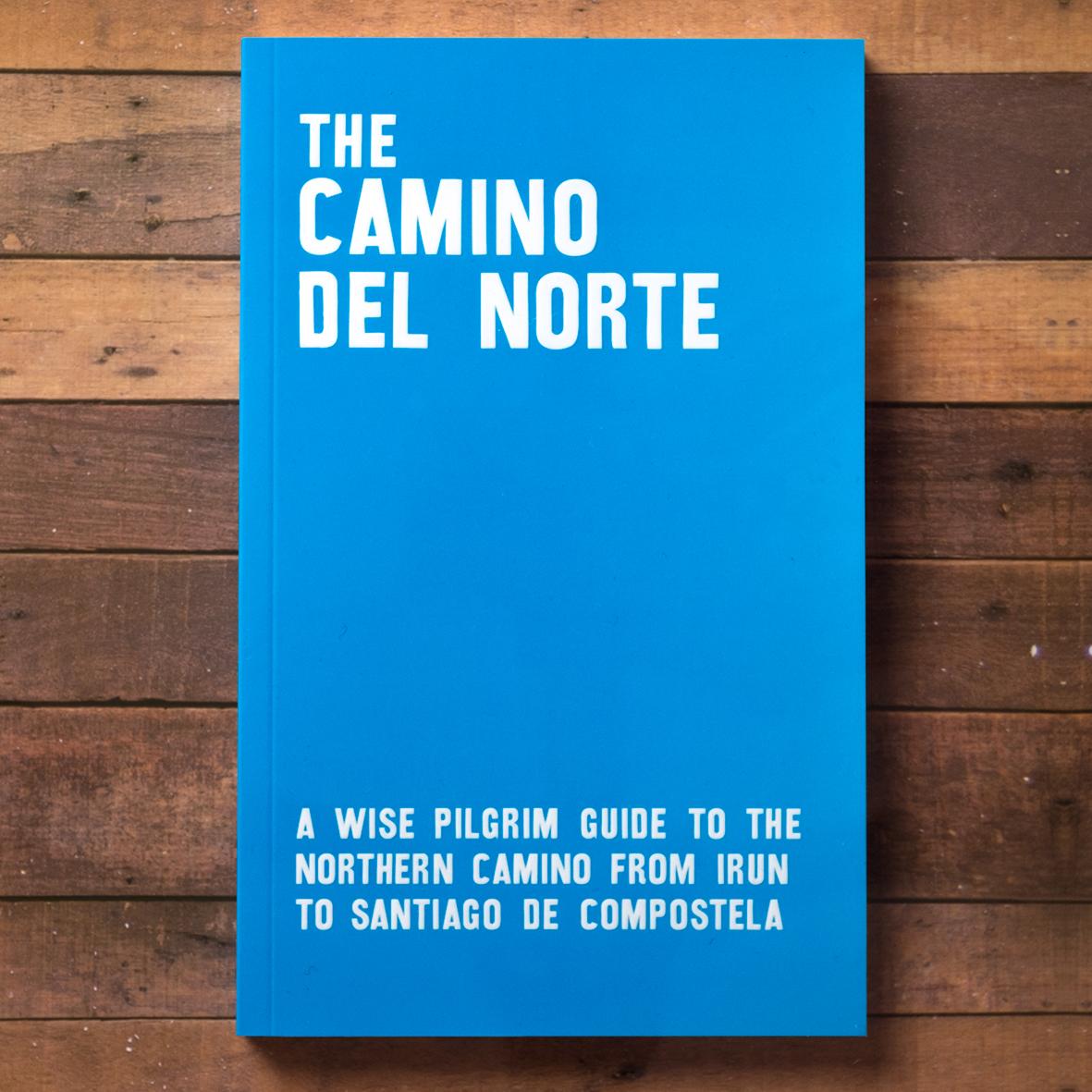 Camino del Norte Guidebook