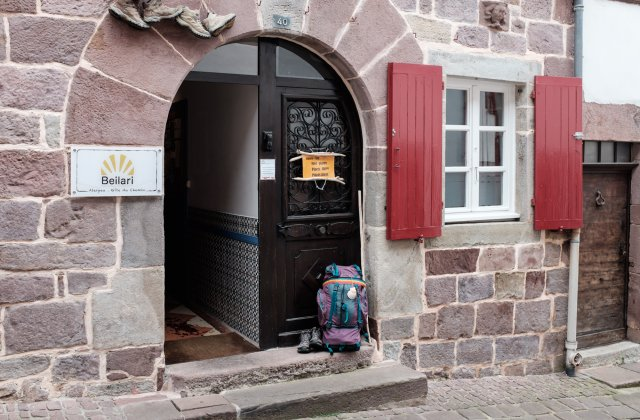 Albergue beilari wise pilgrim guidebooks for the camino de santiago - Albergue st jean pied de port ...