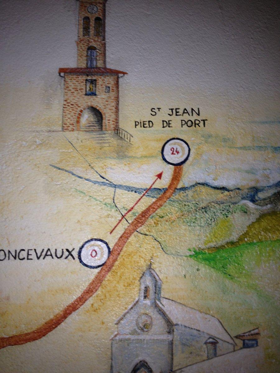 Albergue le chemin vers l etoile wise pilgrim guidebooks for the camino de santiago - Saint jean pied de port albergues ...