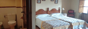 Camino de Santiago Accommodation: Casa Rural Calzada Romana
