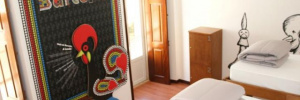 Camino de Santiago Accommodation: Hostel 2300 Thomar