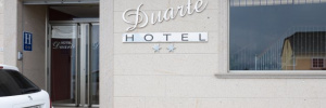 Camino de Santiago Accommodation: Hotel Duarte