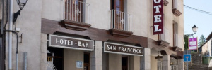 Camino de Santiago Accommodation: Hotel San Francisco ⭑