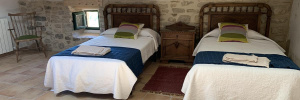 Camino de Santiago Accommodation: Casa Rural El Olivo