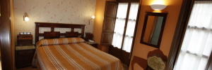 Camino de Santiago Accommodation: Hostal Rey Pedro I
