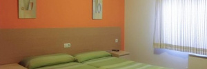 Camino de Santiago Accommodation: Hostal Caracas