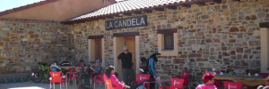 Camino de Santiago Accommodation:  La Candela