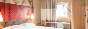 Camino de Santiago Accommodation: Hotel Ibis ⭑⭑