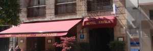 Camino de Santiago Accommodation: Hotel Favila ⭑⭑