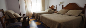 Camino de Santiago Accommodation: Hostal La Trucha
