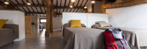 Camino de Santiago Accommodation: Hostel.B