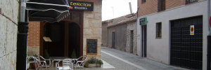 Camino de Santiago Accommodation: Hostal Las Tercias ⭑