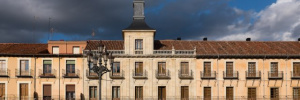 Camino de Santiago Accommodation: Hotel NH Plaza Mayor ⭑⭑⭑⭑
