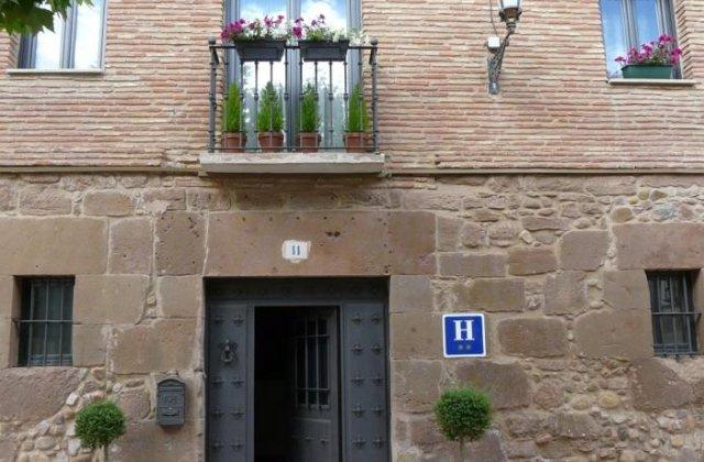 Camino de Santiago Accommodation: Hotel Las Águedas ⭑⭑
