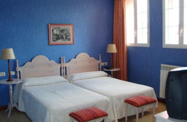 Camino de Santiago Accommodation: Hotel San Camilo ⭑⭑⭑