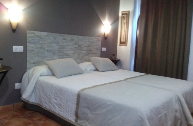 Camino de Santiago Accommodation: Hostal Suetxe