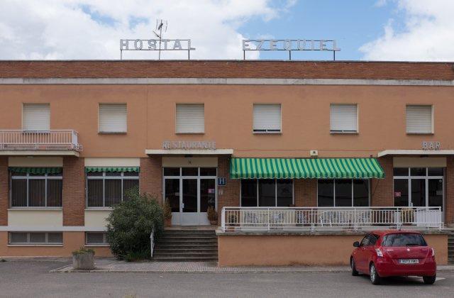 Camino de Santiago Accommodation: Hostal Ezequiel