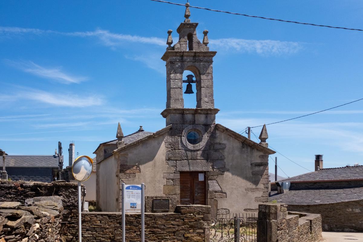 Photo of Gonzar on the Camino de Santiago