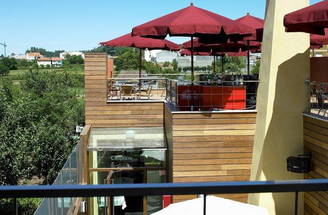 Camino de Santiago Accommodation: Hotel Pousada Chiquitín