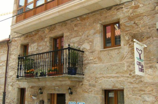 Camino de Santiago Accommodation: Casa de Balea ⭑⭑⭑