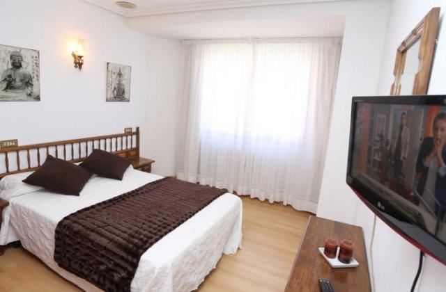 Camino de Santiago Accommodation: Hotel Cabo Finisterre ⭑