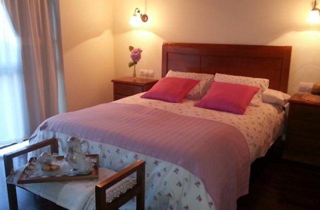 Camino de Santiago Accommodation: Hotel Rústico Prado da Viña ⭑⭑
