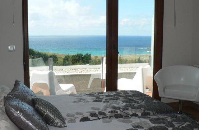 Camino de Santiago Accommodation: Hotel Naturaleza Mar da Ardora ⭑⭑