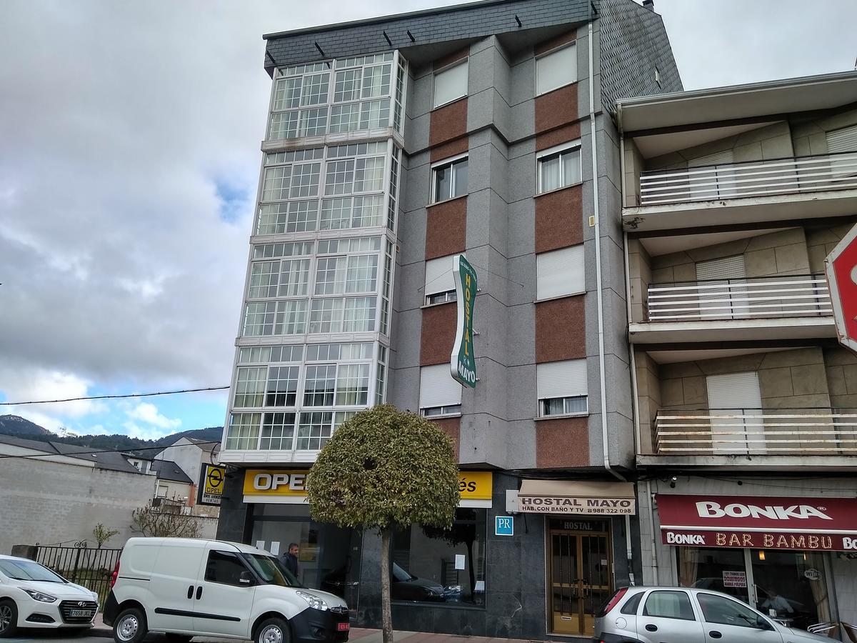 Camino de Santiago Accommodation: Hostal Mayo