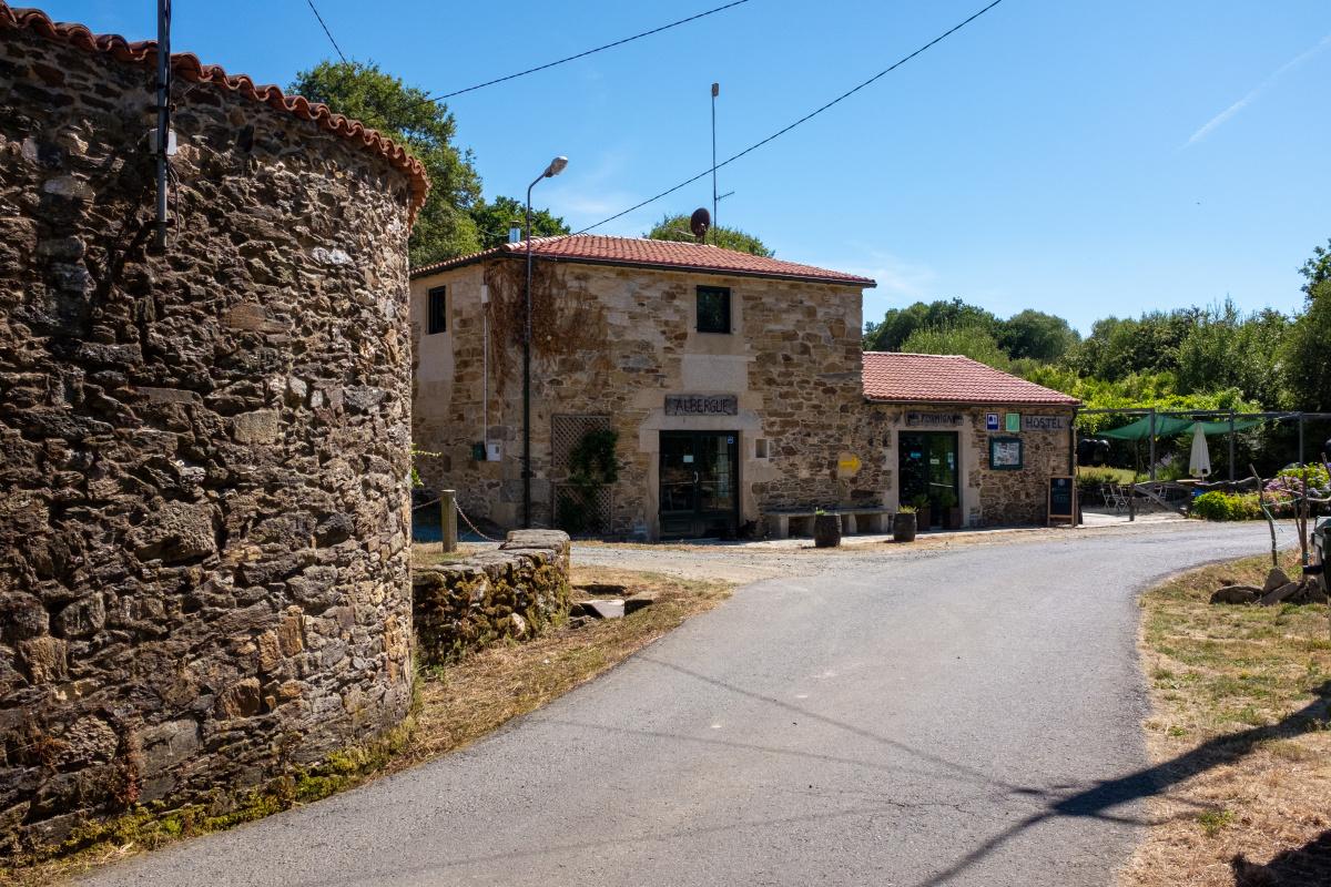 Photo of Portos on the Camino de Santiago