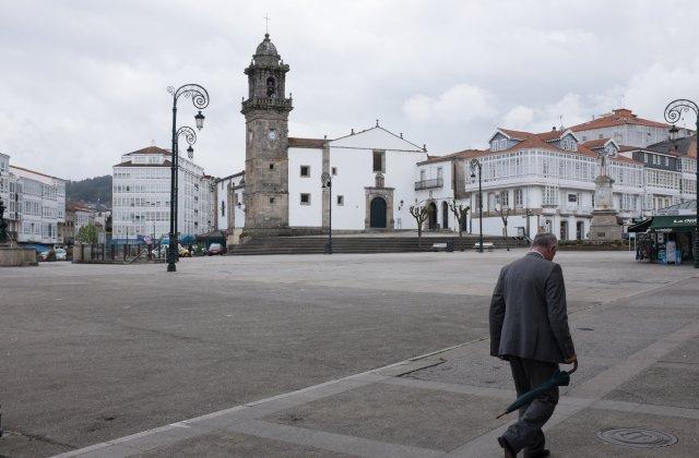 Photo of Betanzos on the Camino de Santiago