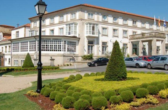 Camino de Santiago Accommodation: Hotel Parador de Ferrol ⭑⭑⭑