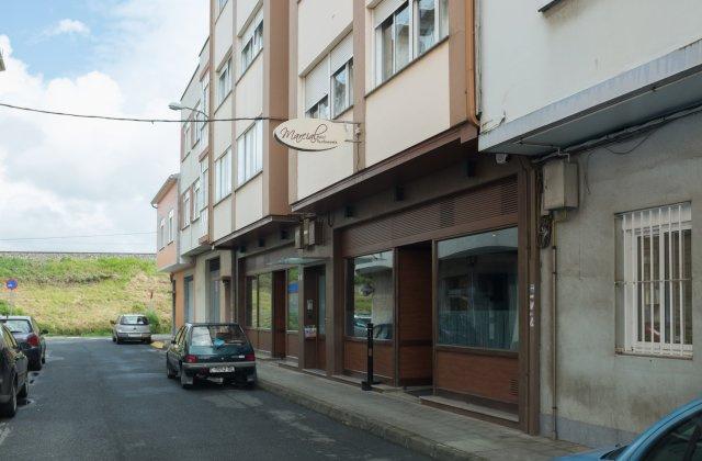 Camino de Santiago Accommodation: Hotel Marcial ⭑