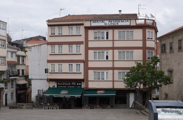 Photo in Hostal Allegue on the Camino de Santiago