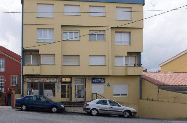 Camino de Santiago Accommodation: Hotel O Cantiño