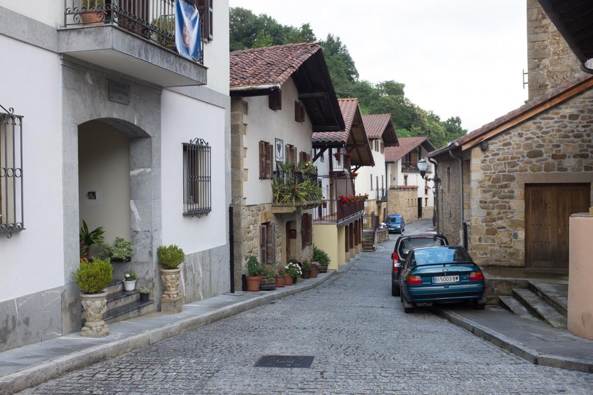 Photo of Bolibar on the Camino de Santiago