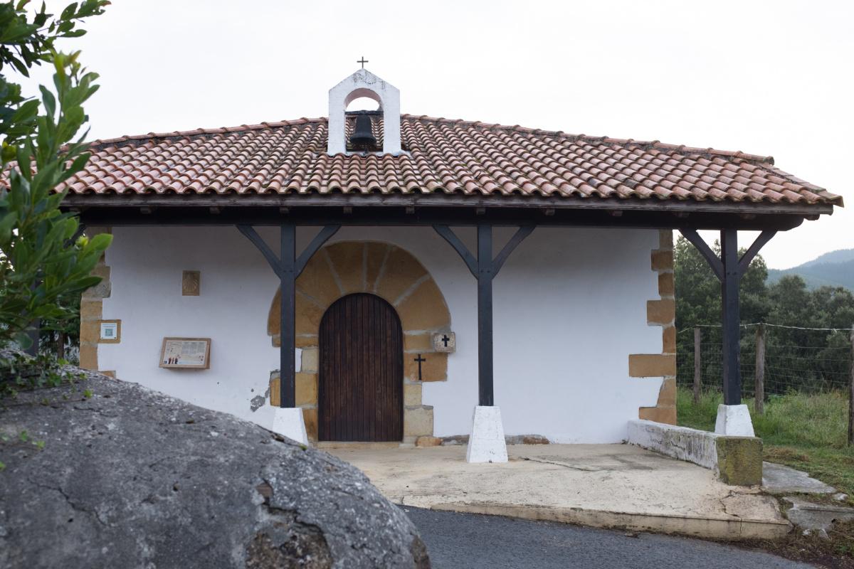 Photo of Olabe on the Camino de Santiago