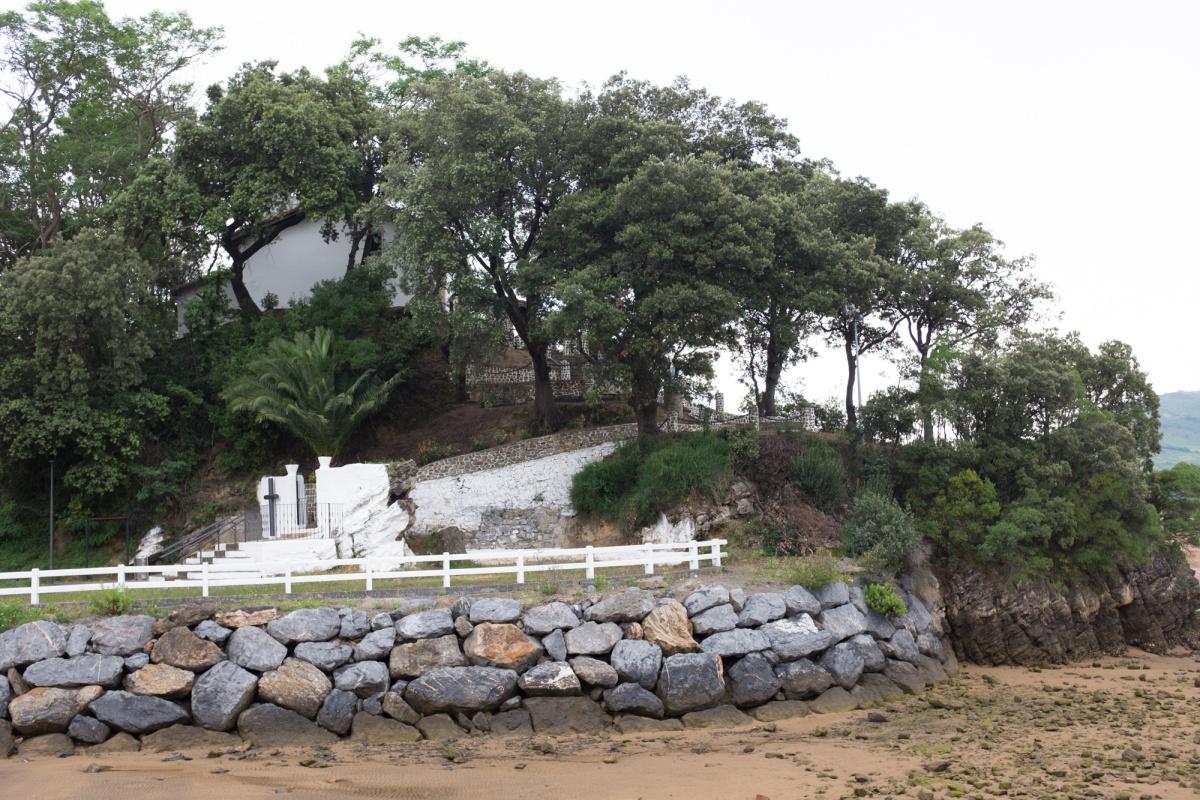Photo of Pobeña on the Camino de Santiago