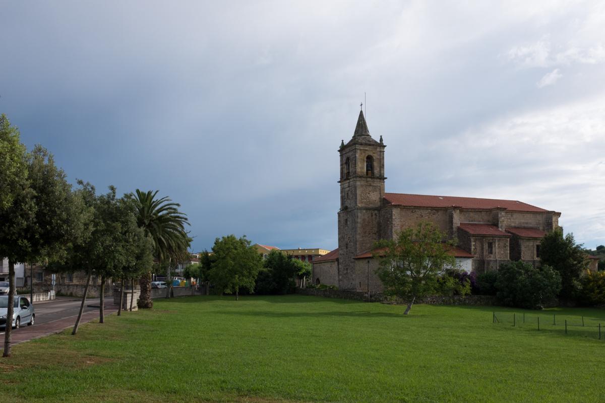 Photo of Galizano on the Camino de Santiago