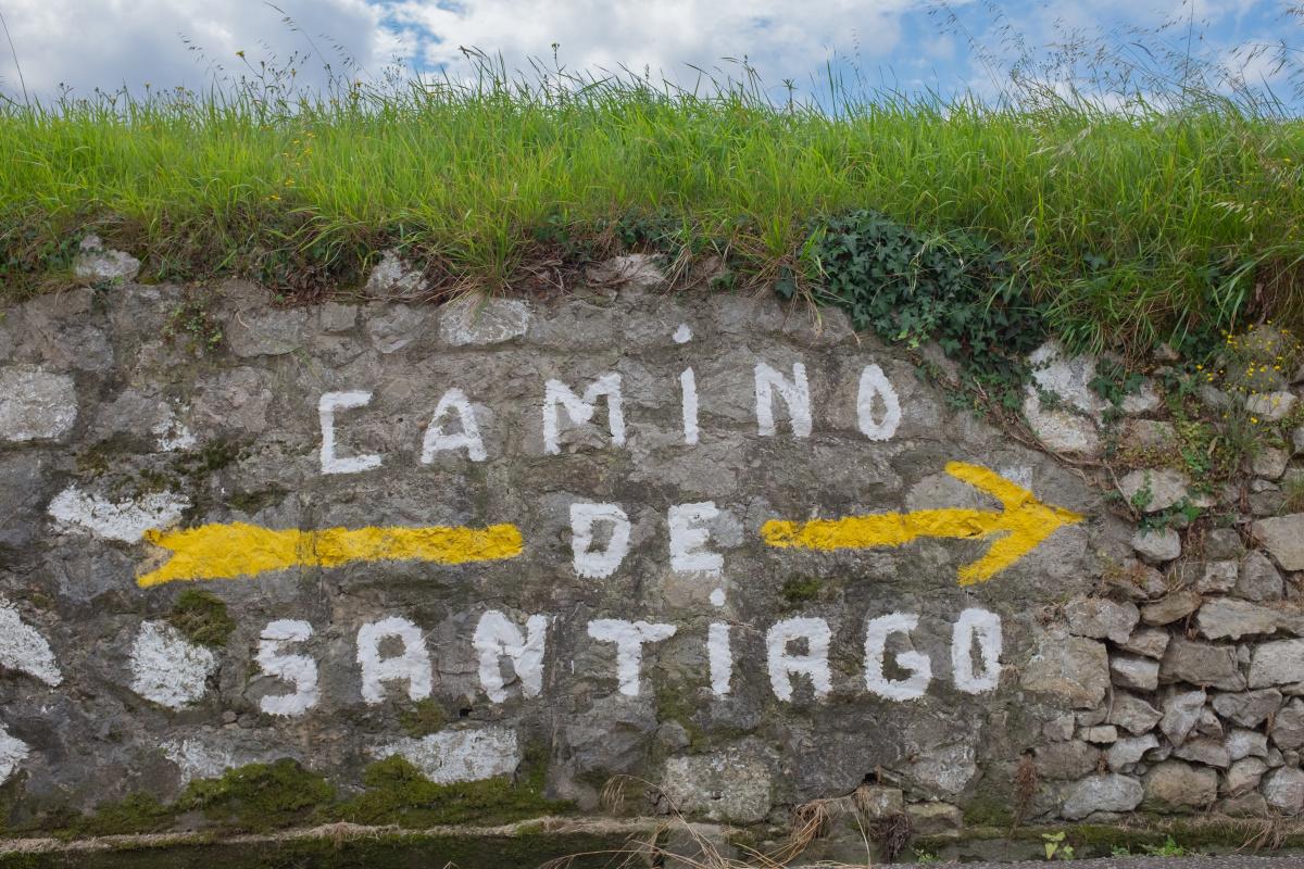 Photo of Santa Cruz de Bezana on the Camino de Santiago