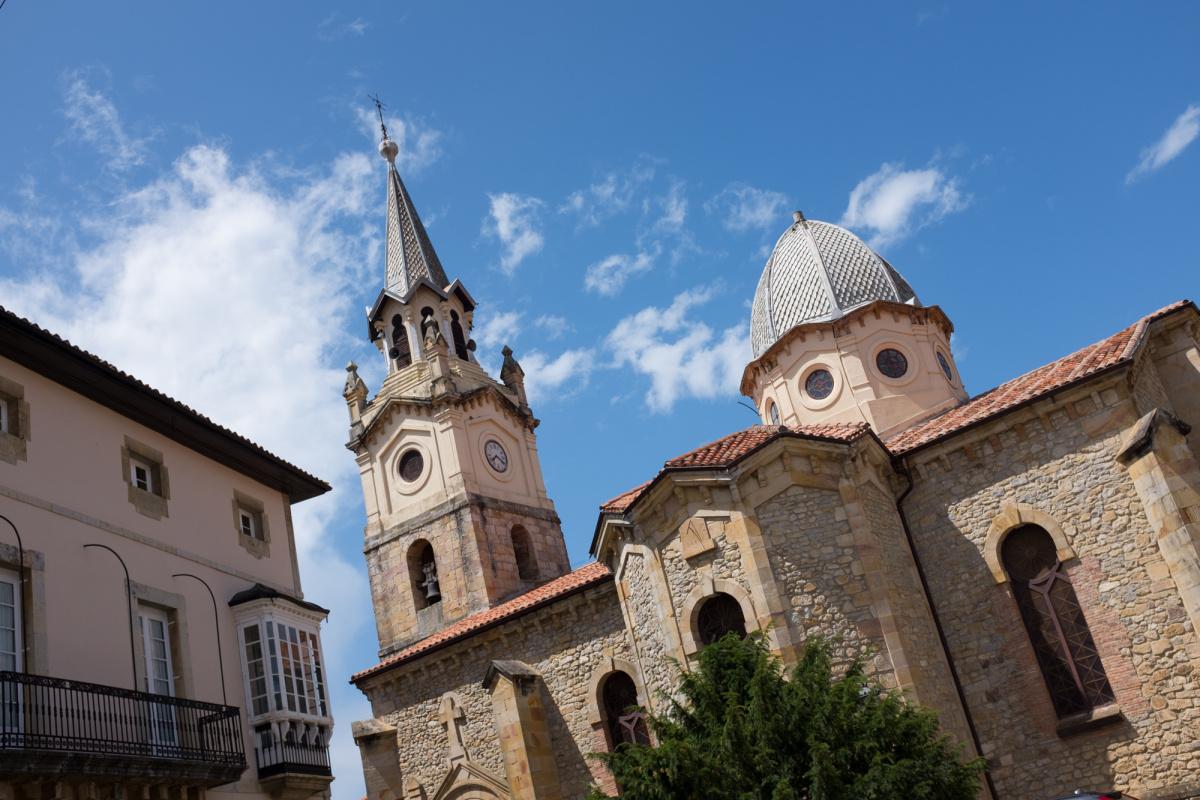 Photo of Barrio de La Iglesia (Ruiloba) on the Camino de Santiago