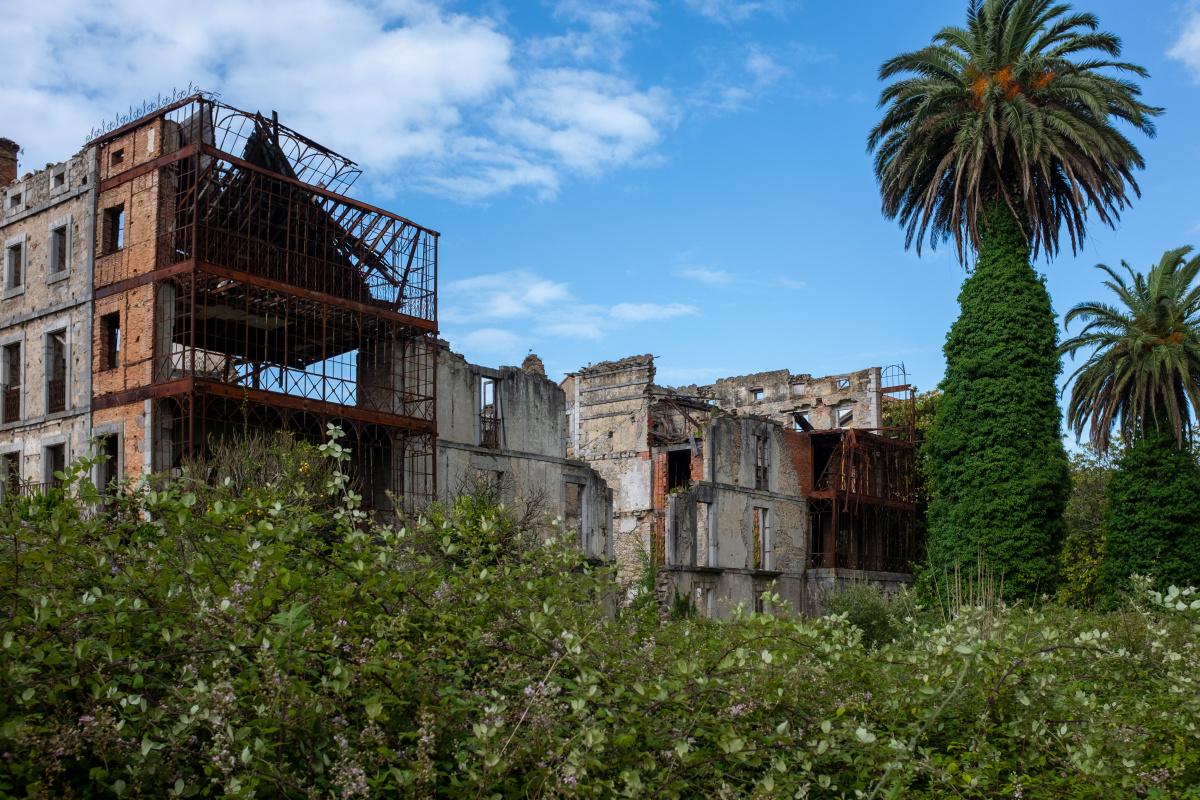 Photo of La Franca on the Camino de Santiago