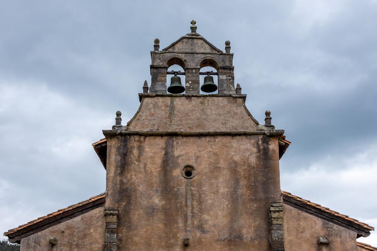 Photo of Priesca on the Camino de Santiago