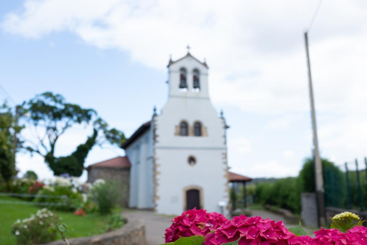 Photo of Santiago del Monte on the Camino de Santiago