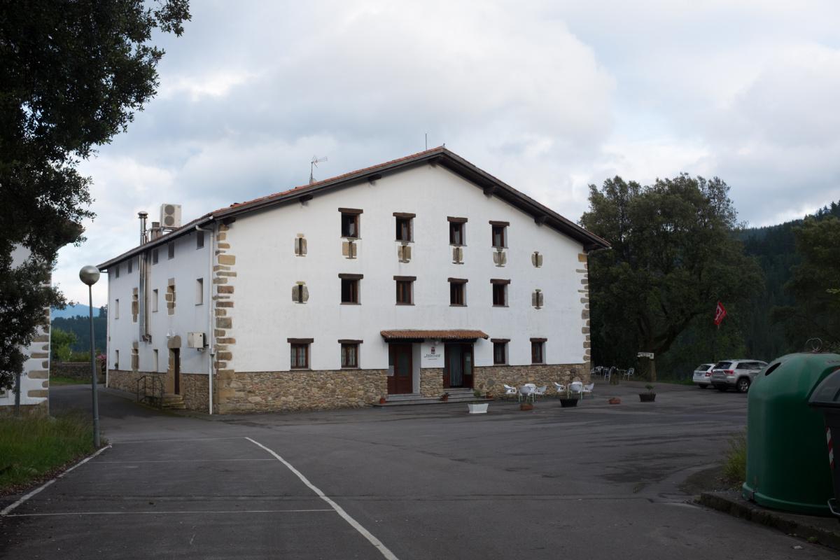 Camino de Santiago Accommodation: Albergue Ziortza Beitia