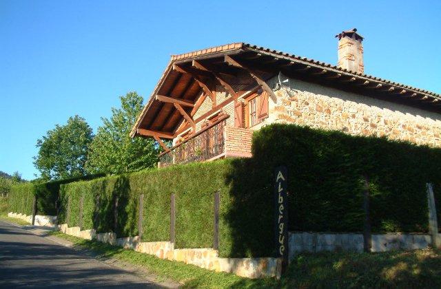 Camino de Santiago Accommodation: Albergue Eskerika