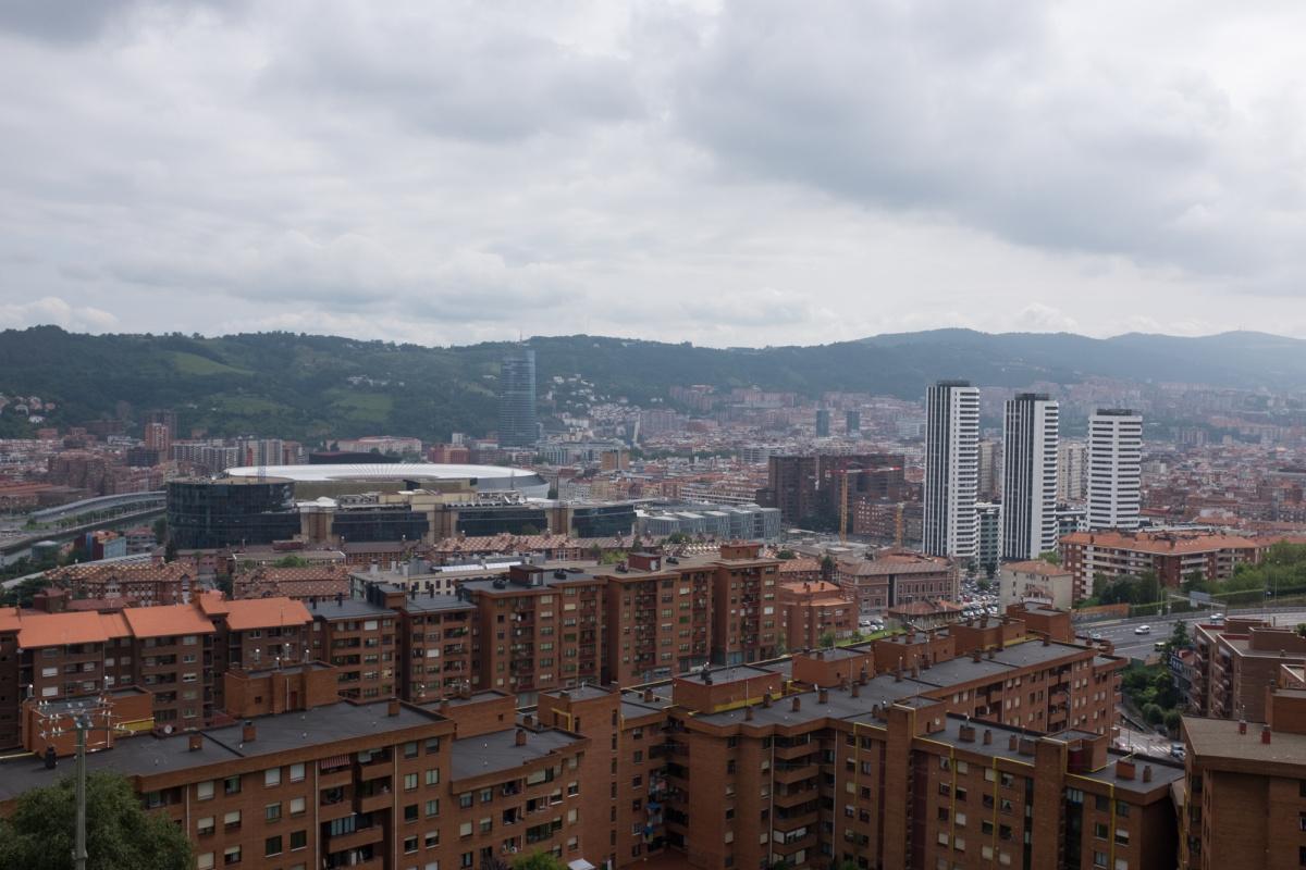 Camino de Santiago Accommodation: Albergue de Peregrinos de Bilbao