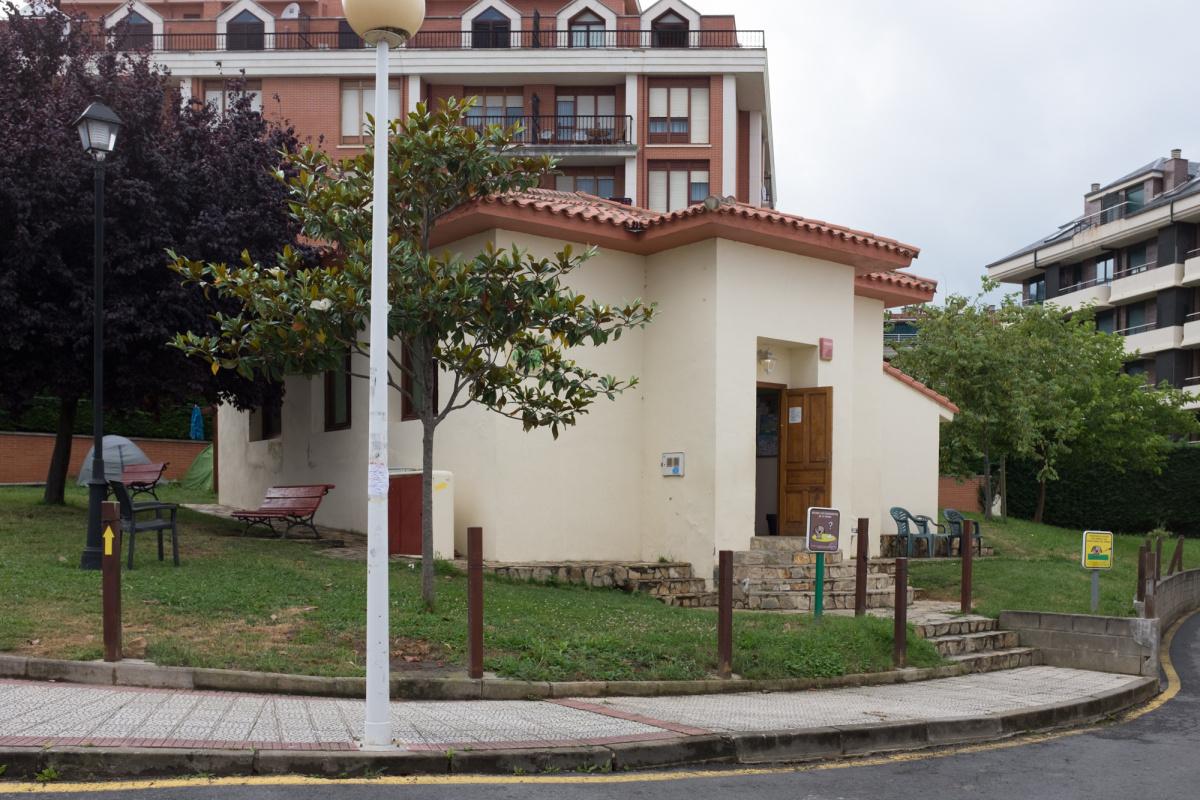 Camino de Santiago Accommodation: Albergue de peregrinos de Castro Urdiales