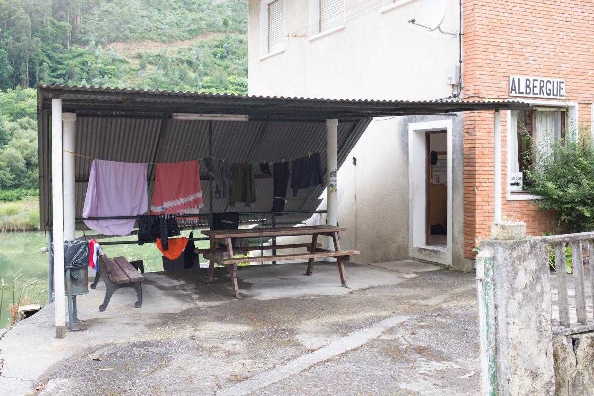 Camino de Santiago Accommodation: El Pontarrón
