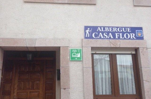 Camino de Santiago Accommodation: Albergue Casa Flor