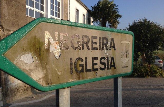 Photo of Negreira on the Camino de Santiago